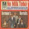 Cover: Herman´s Hermits - Herman´s Hermits / No Milk Today / My Reservation´s Been Confirmed