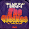 Cover: The Hollies - The Air That I Breeze / No More Riders