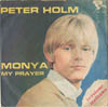 Cover: Peter Holm - Monya (versione italiana) / My Prayer
