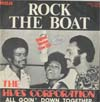 Cover: Hues Corporation - Hues Corporation / Rock The Boat / All Goin Down Together