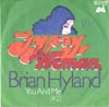 Cover: Hyland, Brian - Gypsy Woman / You And Me