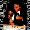 Cover: Julio Iglesias - My Love (Feat. Stevie Wonder) / Words And Music