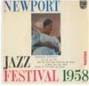 Cover: Mahalia Jackson - Mahalia Jackson / Newport Jazz Festival 1958 (EP)