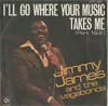 Cover: Jimmy James & The Vagabonds - Jimmy James & The Vagabonds / I Will Go Where The Music Takes Me Part 1 & 2