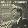 Cover: Kennedy, John F. - John F. Kennedy in Berlin
