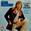 Cover: Mike Kennedy - Mike Kennedy / I Cant Help Myself (Comstock) / Its Only Make Believe