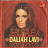 Cover: Daliah Lavi - Jerusalem / Before My Very Eyes