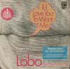 Cover: Lobo - Lobo / I´d Love You To Want Me / Am I True To Myself