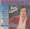 Cover: Trini Lopez - Trinis Tunes on 45 / My Paraguaya