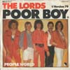 Cover: The Lords - The Lords / Poor Boy  (1979) / People World
