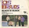 Cover: Los Bravos - Los Bravos / Black is Black (EP)