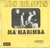 Cover: Los Bravos - Los Bravos / Ma Marimba / Down