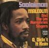 Cover: Malcolm - Malcolm / Sooleimon / O Didn´t It Rain