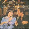 Cover: Mireille Mathieu - Andy / Comme avant  (mit Paul Anka)