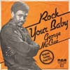 Cover: George McCrae - George McCrae / Rock Your Baby  (Part 1 and 2)