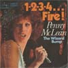 Cover: Penny McLean - Penny McLean / 1-2-3-4-...Fire / The Wizard Bump