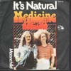 Cover: Medicine Head - It´s Natural / Moonchild