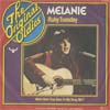 Cover: Melanie - Ruby Tuesday / What Have They Done To My Song (The Original Oldies)