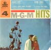 Cover: MGM Sampler - M-G-M HITS 4 (EP)
