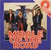 Cover: Middle Of The Road - Middle Of The Road / Amiga Quartett (EP)