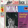 Cover: Mina - Mina / Heisser Sand / Ein treuer Mann