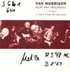 Cover: Morrison, Van - I Cant Stop Loving You / All Saints Day <br> With The Chieftaines