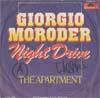 Cover: Giorgio Moroder - Giorgio Moroder / Night Drive / The Appartment