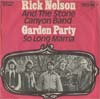 Cover: Nelson, Rick - Garden Party / So Long Mama