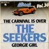 Cover: The Seekers - The Seekers / The Carnival Is Over / Georgie Girl (Oldie Flashback Vol. 30)