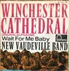 Cover: The New Vaudeville Band - The New Vaudeville Band / Winchester Cathedral / Wait for me baby