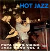 Cover: Papa Bues Viking Jazzband - Hot Jazz Vol. 4  (EP)