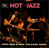 Cover: Papa Bues Viking Jazzband - Hot Jazz - Papa Bue´s New Orleans Band (EP)
