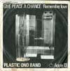 Cover: Plastic Ono Band - Give Peace A Chance / Remember Love