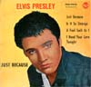 Cover: Elvis Presley - Just Because (EP)