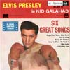 Cover: Elvis Presley - Elvis Presley in Kid Galahad (EP)