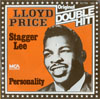 Cover: Lloyd Price - Lloyd Price / Personality / Stagger Lee (Original Double Hit)