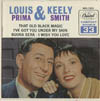 Cover: Louis Prima & Keely Smith - Louis Prima & Keely Smith (Mini LP 33 Compact)