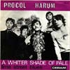 Cover: Procol Harum - A Whiter Shade Of Pale / Lime Street Blues