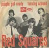 Cover: Red Squares - People Get Ready / Turning Around