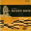 Cover: Rich, Buddy - The Swingin Buddy Rich (EP)