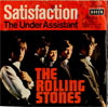 Cover: The Rolling Stones - The Rolling Stones / Satisfaction / The Under Asisstant