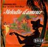 Cover: Edmundo Ros - Edmundo Ros / Melodie d´amour / The Carnation Girl