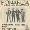 Cover: Rose, David - Bonanza / Theme From Butterfield  8