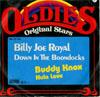 Cover: Billy Joe Royal - Billy Joe Royal / Down In the Boondocks (Billy Joe Royal) / Hula Love (Buddy Knox)