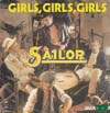 Cover: Sailor - Girls Girls Girls / Jacaranda  (NUR COVER)