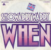 Cover: Showaddywaddy - When / Superstar