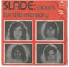Cover: Slade - Thanks For the Memory / Raining In My Champagne