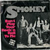 Cover: Smokie - Smokie / Dont Play Your Rock n Roll To Me / Talking Her Round (Smokey ! auf Cover und Label)