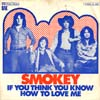 Cover: Smokie - Smokie / If You Think You Know How To Love Me /´Tis Me