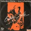 Cover: Bobby Solo - Arrivederci Roma (Disco-Sound)/ Love Is Burning